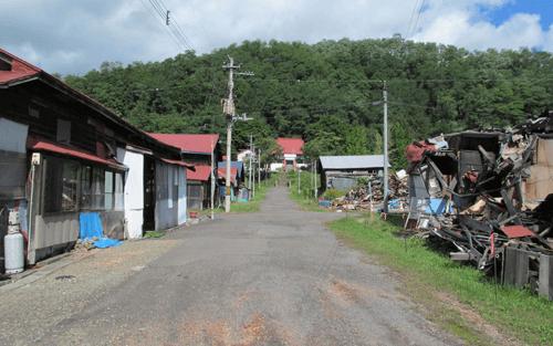 地方都市の衰退